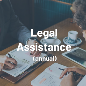 Legal Assistance – Level 1 (Annual)