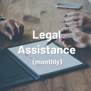 Legal Assistance – Level 3 (Monthly)