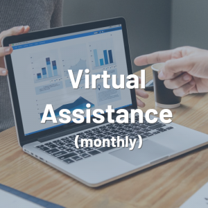Virtual Assistant – Level 1 (Monthly)