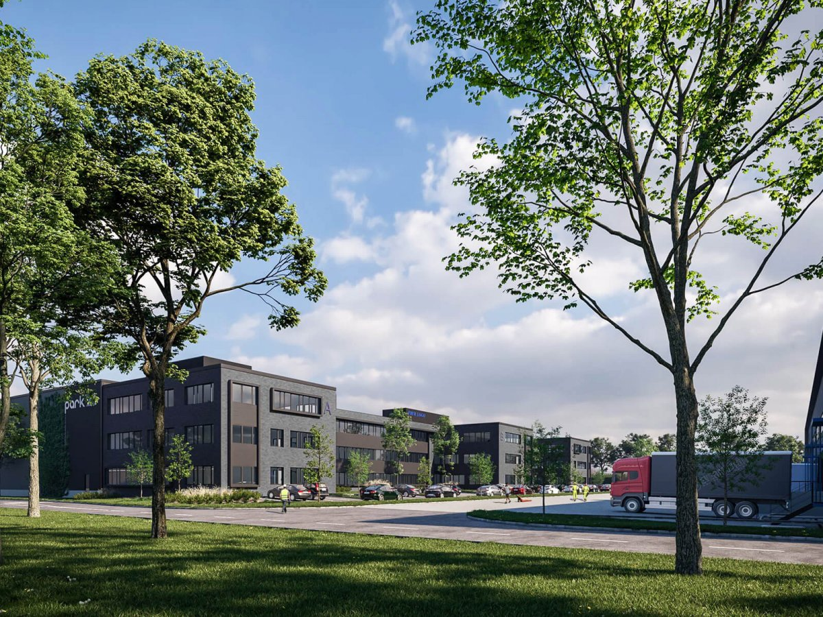 White Star Real Estate Constructs HUF 15 Billion Business Park